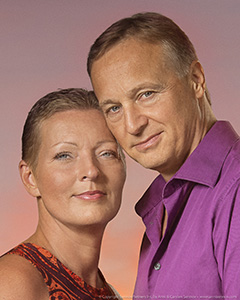 Carsten and Anni Sennov